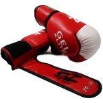 Червени боксови ръкавици GEL X LITE SZ FightersSZ002-17