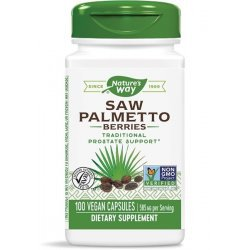 Nature's Way Saw Palmetto 585 мг 100 капсули