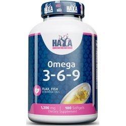 Haya Omega 3-6-9 100 дражета