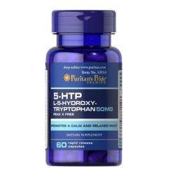 Puritan's Pride 5-HTP 50 мг 60 капсули