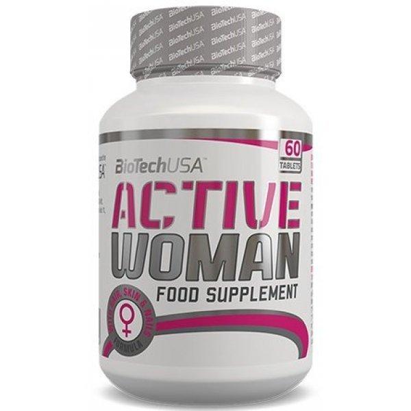 Biotech USA Active Woman 60 таблеткиBT288