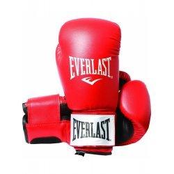Боксови ръкавици Everlast Rodney, червени