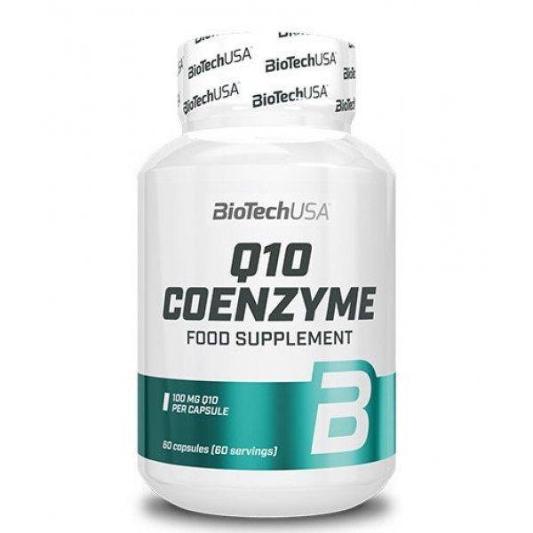 Biotech USA Q10 Coenzyme 100 мг 60 капсулиBT447