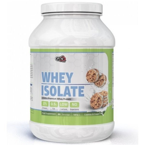 Pure Nutrition Pure Whey Isolate 1814 грPN9275