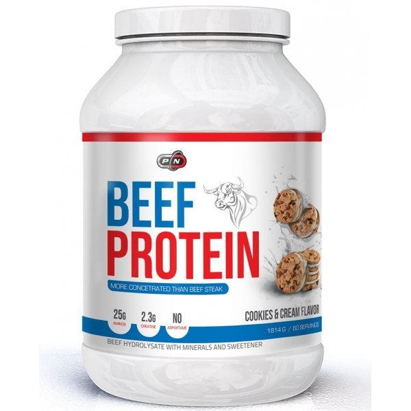 Pure Nutrition Beef Protein 1814 грPN2756