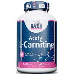 Haya Acetyl L-Carnitine 1000 мг 100 капсули