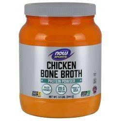 NOW Chicken Protein Bone Broth 544 гр