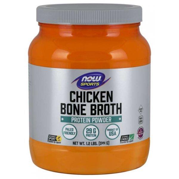 NOW Chicken Protein Bone Broth 544 грNOW0018