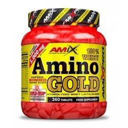 AMIX Amino Whey Gold 360 таблетки