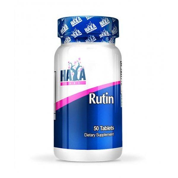 HAYA LABS Rutin 50 таблетки HL1098
