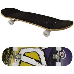 Скейтборд 79 х 20 см, Display