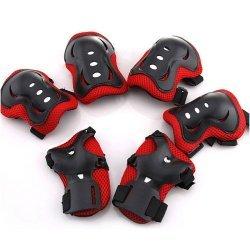 Комплект протектори наколенки, налакътници, надланници