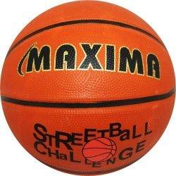 Баскетболна топка MAXIMA №7 гумена с дълбок релеф