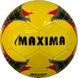 Футболна топка за трева MAXIMA Soft Vinil, Жълт
