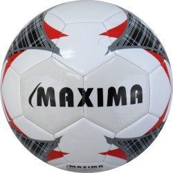 Футболна топка за трева MAXIMA Soft Vinil, Сив