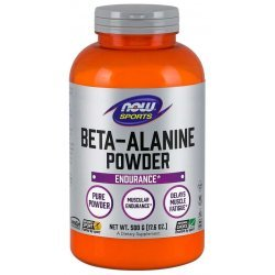NOW Beta Alanine 500 гр