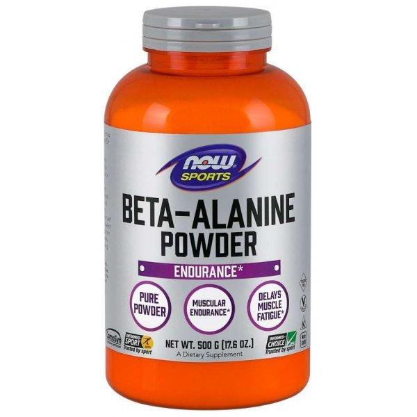 NOW Beta Alanine 500 грNOW2007