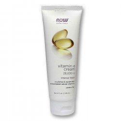 NOW Vitamin E cream 118 мл