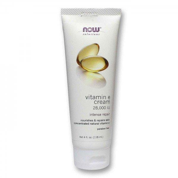 NOW Vitamin E cream 118 млNOW Vitamin E cream 118 мл