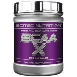 Scitec BCAA X 330 капсули