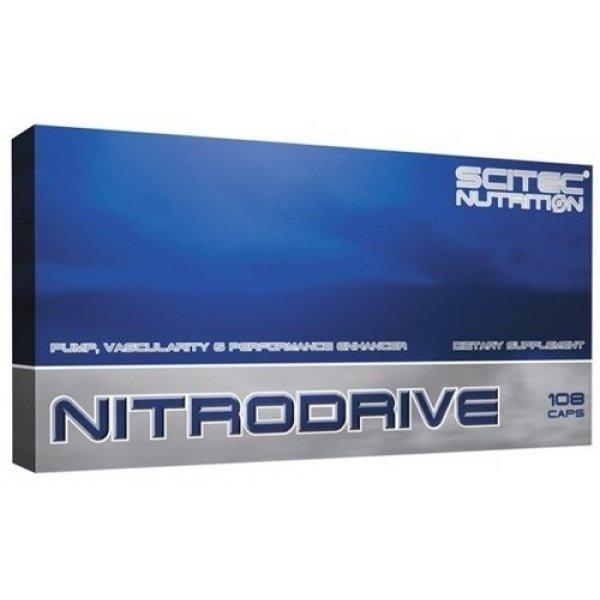 Scitec Nitrodrive 108 капсулиNitrodrive