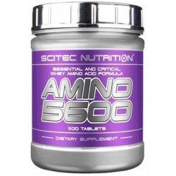 Scitec Amino 5600 500 таблетки