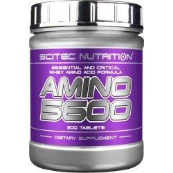 Scitec Amino 5600 200 таблетки
