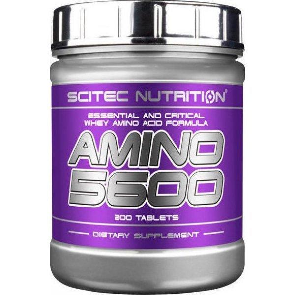 Scitec Amino 5600 200 таблеткиSC007