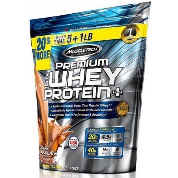 MuscleTech Premium Whey Protein 2270 гр + 454 гр бонусMTPremiumWhey