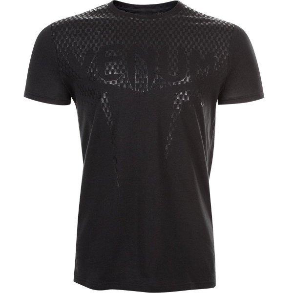 Тениска Carbonix Black VENUMVEN2117