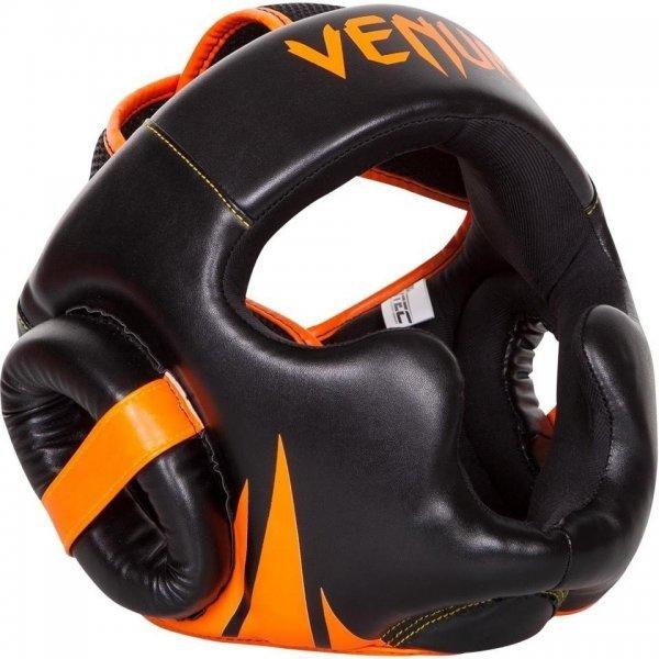 Протектор за глава каска Challenger Headgear 2.0 Venum Neo Orange/BlackVEN2125