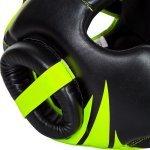 Протектор за глава каска Challenger Headgear 2.0 Venum Neo Yellow/BlackVEN21264