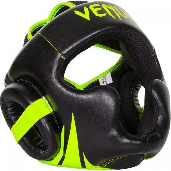 Протектор за глава каска Challenger Headgear 2.0 Venum Neo Yellow/BlackVEN2126