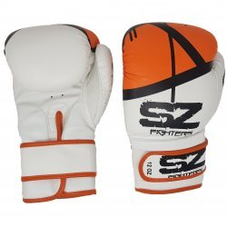 Боксови ръкавици Orange Edition SZ Fighters
