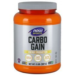 NOW Carbo Gain 907 гр