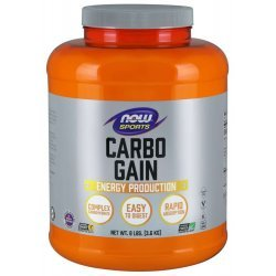 NOW Carbo Gain 3629 гр