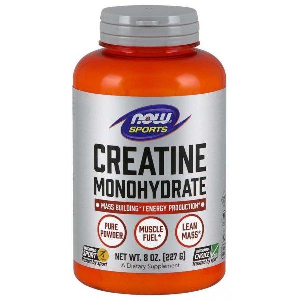 NOW Creatine Monohydrate 227 грNOW2030