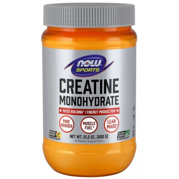 NOW Creatine Monohydrate 600 грNOW2031