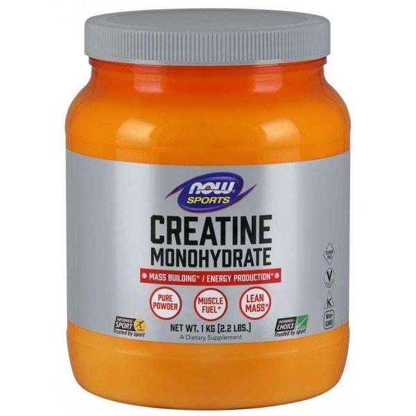 NOW Creatine Monohydrate 1000 грNOW2032