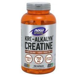 NOW Kre Alkalyn Creatine 240 капсули