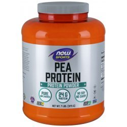 NOW Pea Protein Unflavoured 3175 гр