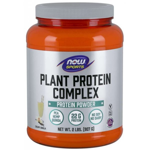 NOW Plant Protein Complex 907 грNOW0014