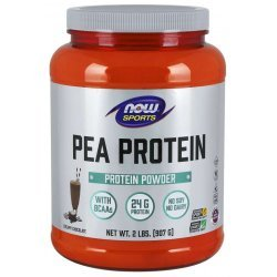 NOW Pea Protein 907 гр
