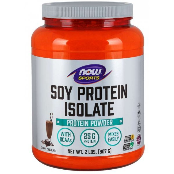 NOW Soy Protein isolate 907 грNOW2142