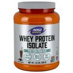 NOW Whey Protein Isolate 816 грNOW21601