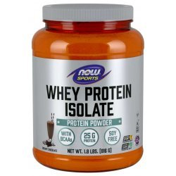 NOW Whey Protein Isolate 816 гр