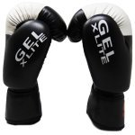 Черни боксови ръкавици GEL X LITE SZ FightersSZ001-15