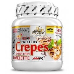 AMIX Mr.Poppers Crepes High Protein Omelette 520 гр