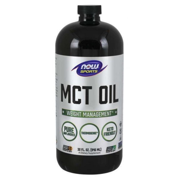 NOW MCT Oil 946 млNOW2199