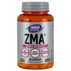 NOW ZMA 800 мг 90 капсули